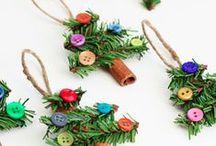 Weihnachtszeit im Kindergarten / Kreative Ideen und Anregungen zum Gestalten, Backen und Spielen rund um den Advent, Nikolaus und Weihnachten!