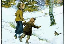Winter Poetry / Bring winter alive with your class.