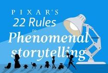 Telling Tales / Explore narratives and wordplay with your class.