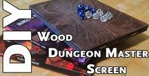 Dungeon Master Screens