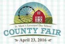 County Fair Dinner & Auction / Join us for a grand ol' time, y'all! Guests will enjoy a delectable dinner catered by Pastiche, cocktails, beer and wine at the open bar, and a silent and live auction featuring BidPal technology.  We hope you will join us for this great evening!