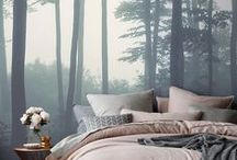 VM bedroom styling