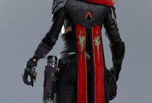 Assasine Outfit