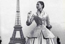 Vintage Ladies / by Tirza W