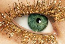 Augenfarbe mal anders  / Für den besonderen Augenblick