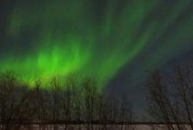 Auroras Boreales / Mi obsesión con las Auroras Boreales