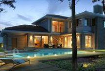 Homes - great projects  / Domy - wspaniałe projekty
