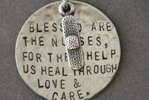 Nursing stuff / by Dana Sharp