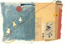 children illustrations / illustrazioni e libri per bambini