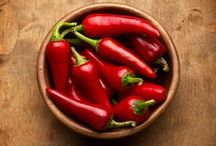 Chiles / by Judy King