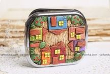 Boxes and Tins / by Judy King