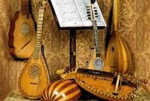 Musical Instruments / by Judy King