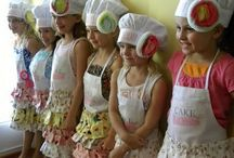 For all those great aprons... / by Phyllis Boron