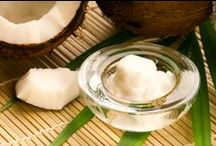 Coconut Oil / by Judy King