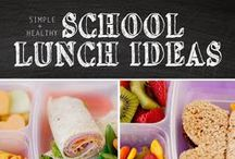 Quick & Healthy School Lunch Ideas / Quick & healthy school lunch ideas for your little one. ^KM