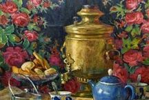 Tea and Tea Pots / by Judy King
