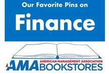 Finance, Accounting & Budgeting / Balance your books. / by American Management Association Bookstores