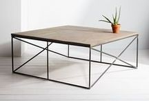 COFFEE TABLES / Coffee Table Ideas / by H + K Architects