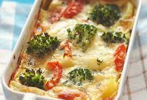 Recipes:vegetarian & vege.sides.
