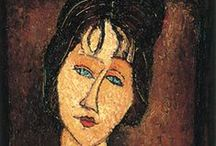 PAINTER - AMEDEO MODIGLIANI