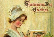 CHRISMAS & THANKS GIVING DAY