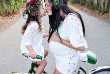 Pregnancy photo's
