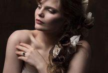 Bridal braids * Wedding hair by Ramona Krieger / Bridal Braids by Ramona Krieger/Love2Braid #bridalbraids #bridal #weddinghair #braids #braidstyles #hairstylist #hair #hairstylist  #bruidskapsels #bruidskapsels met vlechten #hairgoals