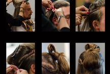 Braid Tutorials || HOW to Fashion Braid / How to || TUTORIALS Love2Braid Fashion Braids.  DIY Vlechtkapsels en trendy vlechten.  Braidstyles out of our collections and themes. Made by braidstylist Ramona Krieger, Love2Braid