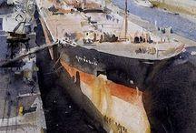 Barcos y barcas