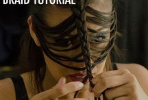 How to Braid || DIY Braids / Love2Braid tutorials published on Bangstyle. How to make fashion braids || DIY vlechtkapsels