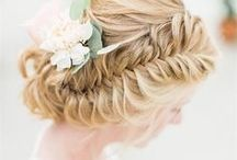 Bridal Braids Inspiration / Love2Braid found lovely Bridal Braids on Pinterest! Credits to all hairstylists