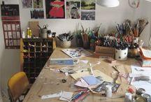 art space|пространство для творчества