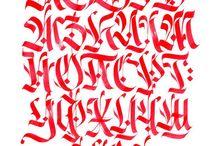 calligraphy|каллиграфия