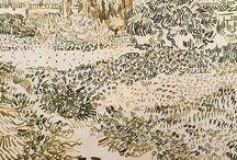 Vincent Van Gogh (Dibujos)