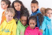Kids Fashion Hairstyles || Kids Braids / Kids hairstyles || braids || ByIrish Clothing Photographer : Belinda Terrisse Hair : Ramona Krieger , Love2Braid Clothing : ByIrish, Amsterdam