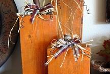 Automne,  fall,  / une saison que j'adore , des trucs à faire  / by brigitte martin