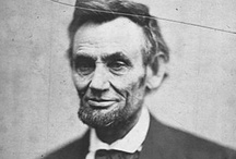Lincoln / by Denise Scholl
