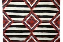 Navajo Weaving / Selections of 19th century Navajo weavings from the permanent collections of Arizona State Museum.