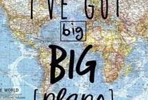 Around the world..