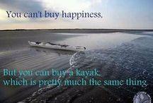 Love kayaking