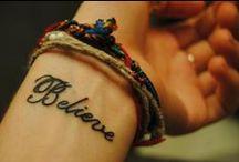 tattoo / by Ali Marie