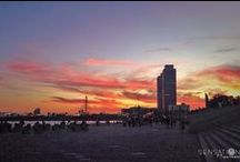 Autumn loved by Sensation Apartments / Some impressions of this season in #Barcelona