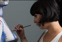 art Body Paint / bodypainting