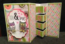StampinUp & other paper crafts & cards / by Ginger Kilgour