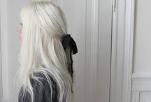 Hair / Hair & stuff...