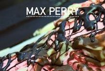 Καλοκαίρι στα Max Perry / Παγωμένες απολαύσεις με τα πιο δροσερά υλικά