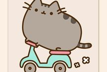 Pusheen Cat and things :3 / ❤️❤️❤️❤️❤️❤️❤️❤️