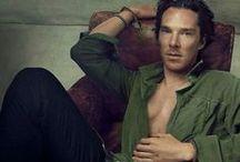 BC Portrait / Benedict Cumberbatch