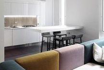 Micro spaces Decoration