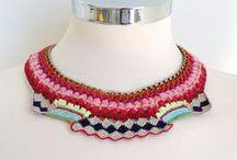 Bisutería Ganchillo/ Crocheted Jewerly